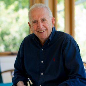 Charter for Compassion ambassador Hugh Mackay